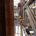 Elektro stålkonstruksjon